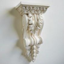 Icanthus plaster corbel