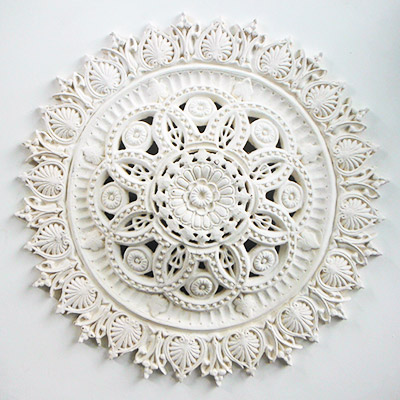 Decorative Plaster Ceiling Roses Or Centres Portsmouth
